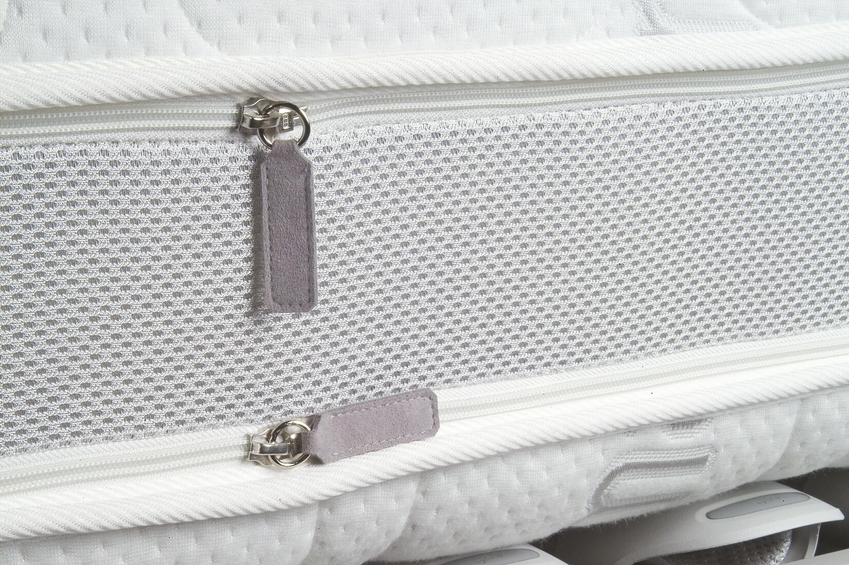 Härtegrad einer Matratze
